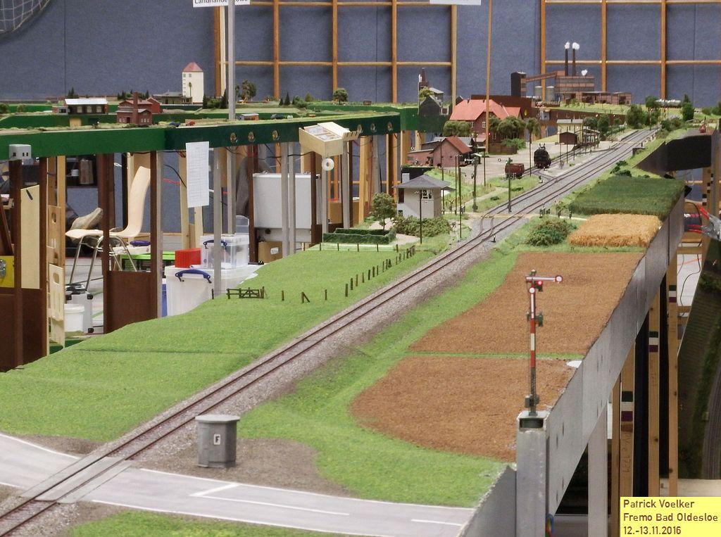 Bahnhof ondrup modelleisenbahn ausstellung bad oldesloe